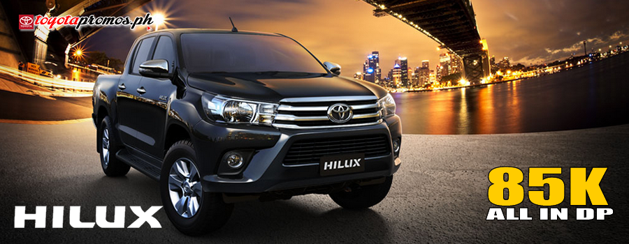 2020 Toyota Hilux Promos Price List Specifications