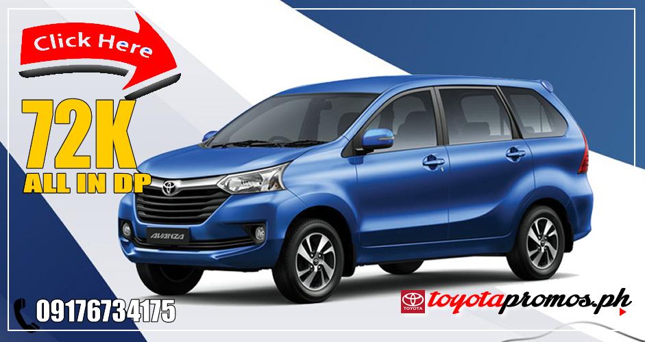 Toyota Cars Promo In Manila Cars Image 2018