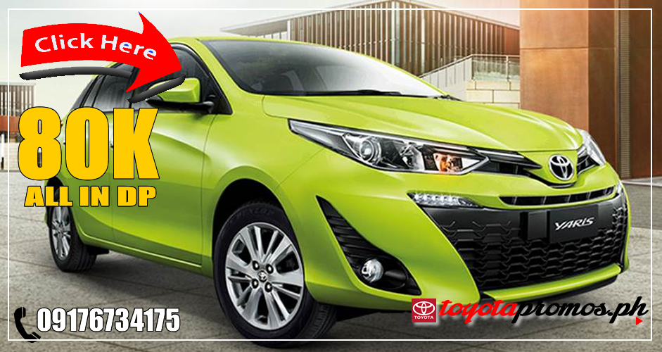Toyota Promos Philippines Toyotapromos Ph